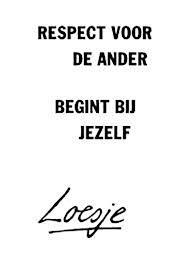 loesje-respect